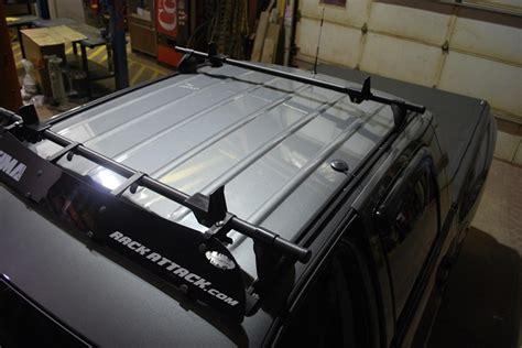 Roof Basket With Lights by Basket Roof Rack With Light Bar Dodgeforum