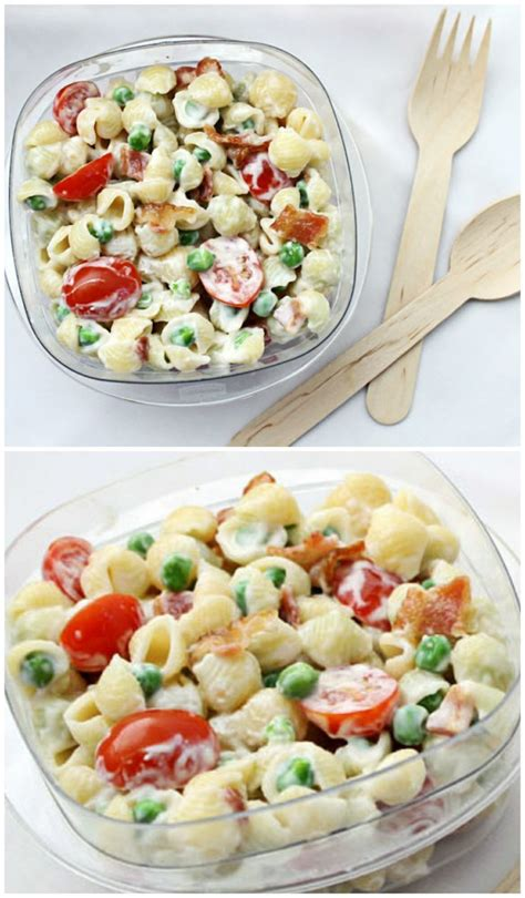 pasta salad with bacon 17 best images about summer salads on pinterest bacon roasted garlic and salads