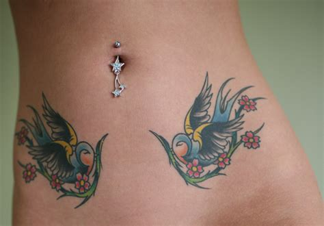 navel tattoos stomach tattoos page 2
