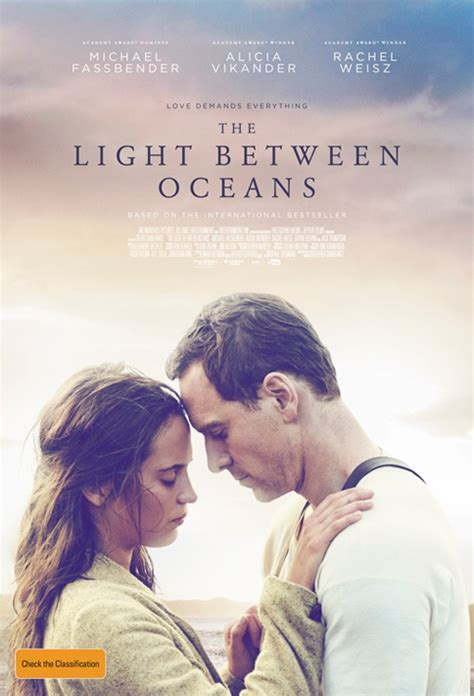 the light between oceans poster for the light between oceans flicks