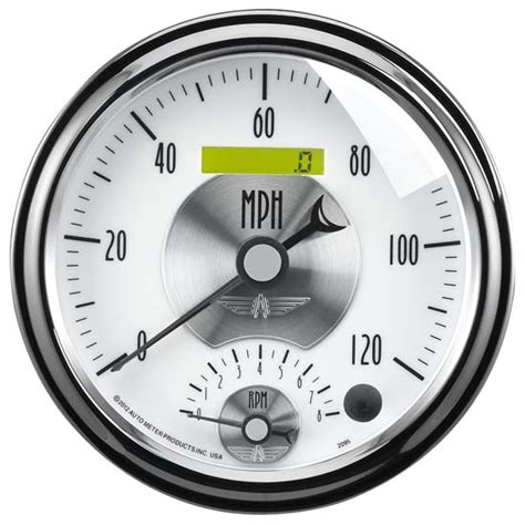 Speedometer Cb150r Meter Assy Comb auto meter 2095 prestige pearl air tach speedometer combo