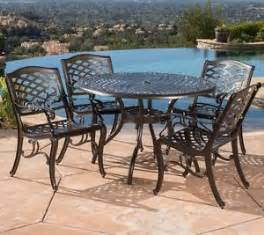 Patio Furniture Dining Sets Clearance Patio Furniture Sets Clearance Cast Aluminum Best Outdoor Dining 5 Metal Ebay