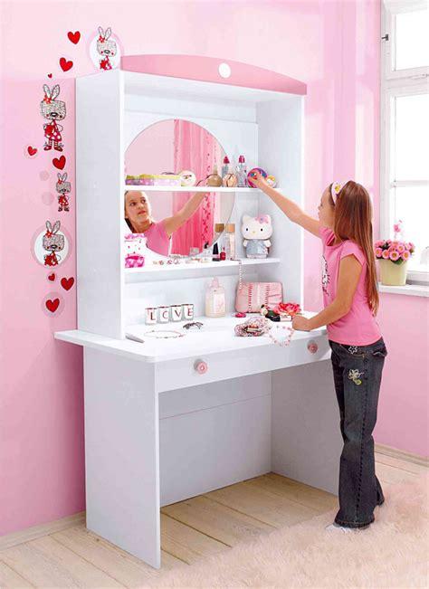 Modernes Kinderzimmer 4046 coiffeuse enfant fille prix pour ce meuble avec le guide