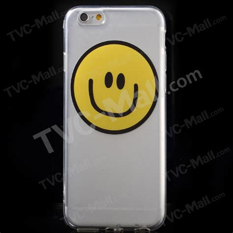 Smile List Chrome Iphone 6 Plus 6s Plus Gold emoji tpu back cover for iphone 6 plus 6s plus big
