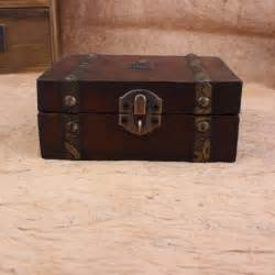 Handmade Boxes For Sale - sale stylish vintage metal lock decorative trinket