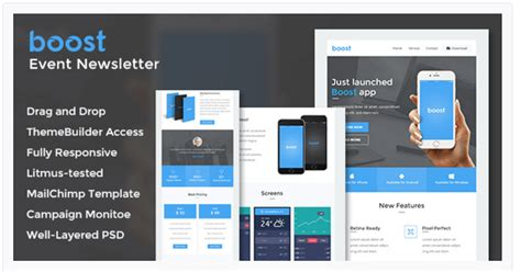 mailchim templates top 25 free paid mailchimp email templates 2018 colorlib