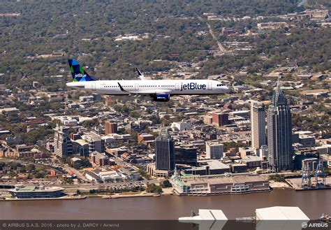 tmobile inflight images airbus a321 completes test flight in mobile made