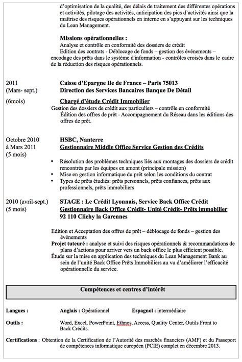 Lettre De Recommandation Audit Modele Cv Finance Gratuit Document