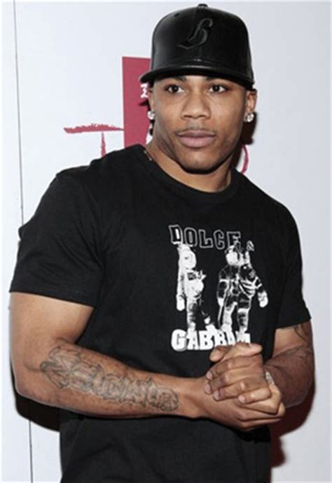 nelly tattoos nelly tattoos pictures images pics photos of his tattoos
