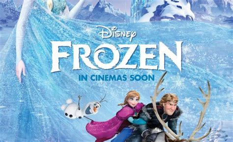frozen film poster frozen 2d theatrical review justlovemovies com