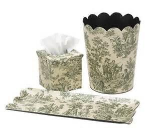 Toile Bathroom Accessories Toile Bathroom Decor And Gifts Decorative Accessories Home D 233 Cor View Entire Sale Toile