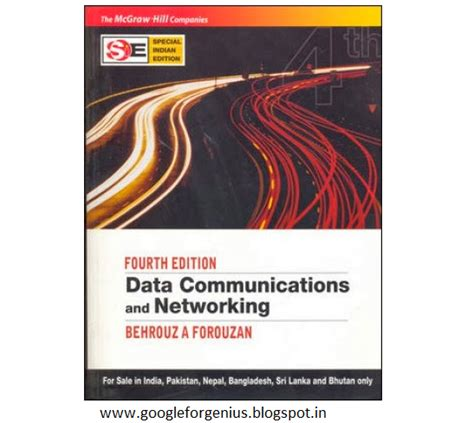 Data Communications And Networking data communications and networking by behrouz a forouzan