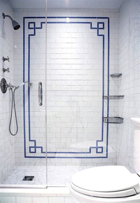 blue and white bathroom 36 blue and white bathroom tile ideas and pictures