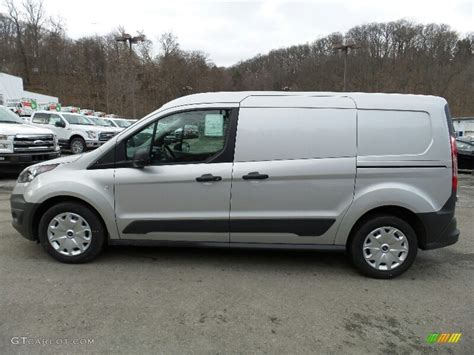 ford transit connect cargo 2016 silver ford transit connect xl cargo extended