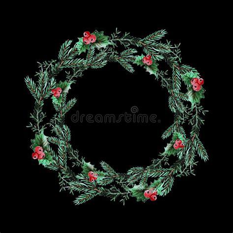 winter holidays card stock vector illustration  message