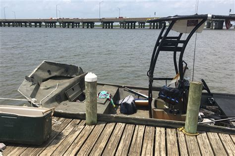 two killed in boating accident along causeway boat - Boat Crash July 2018