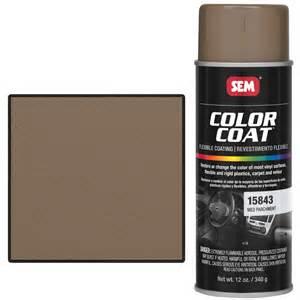 sem 15843 medium parchment color coat vinyl paint