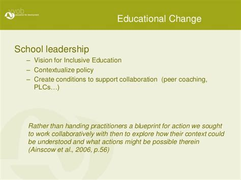 leading change together developing educator capacity within schools and systems books professional development for inclusive education
