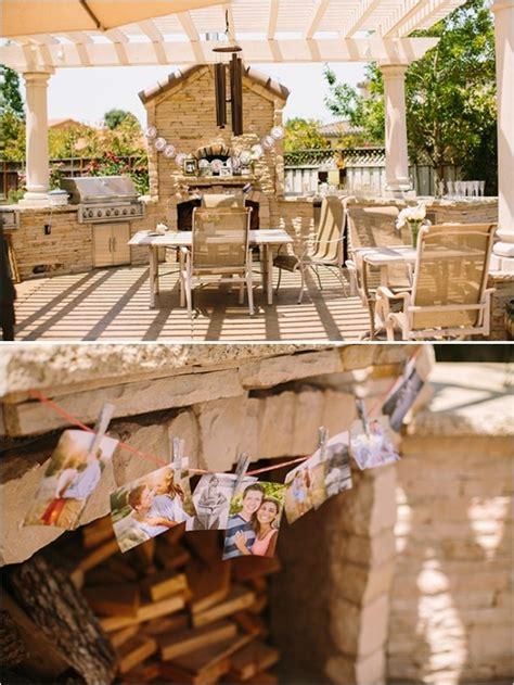 backyard bridal shower ideas vintage backyard bridal shower bridal shower