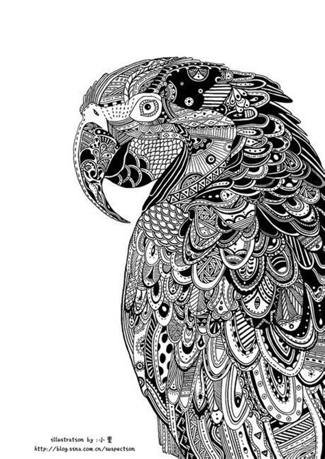 doodle animal drawings one of animals in black and white illustrations