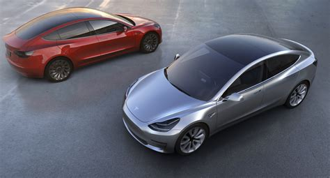 Tesla Rebate Tesla Model 3 Sets The Price Of Driving Green 35 000
