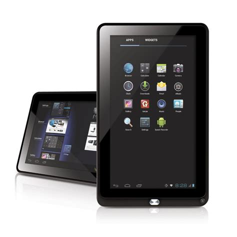 Tablet Android One coby kyros 10 1 inch android powered tablet the