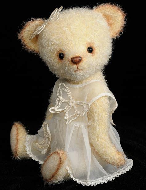 etsy teddy bear pattern mohair stuffed teddy bear pdf pattern angela bingle bears