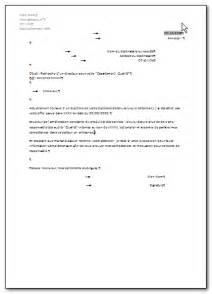 Modèle Lettre De Présentation Word Exemples De Lettres Type