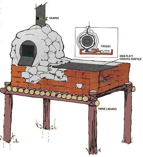 backyard stove outdoor stove