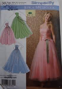 prom dress templates how to understand a sewing pattern envelope a beginners