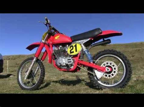 Curtis Honda by Classic Dirt Bikes 1979 Curtis Honda Twinshocker