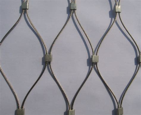 Knotted Rope Intl wire mesh cable wire wire meshfence 点力图库