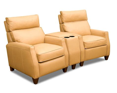 home recliner american made home theater seating leather recliners