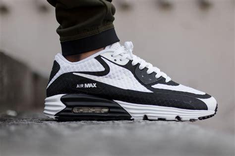 Nike White Black nike air max lunar90 black white sneaker bar detroit