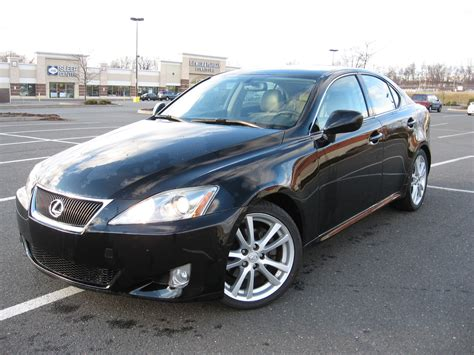 lexus is 250 2006 ct fs 2006 lexus is 250 56k black lexus