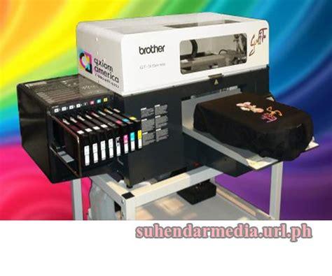 Printer Dtg Hp gt 361 direct to garment printer suhendar