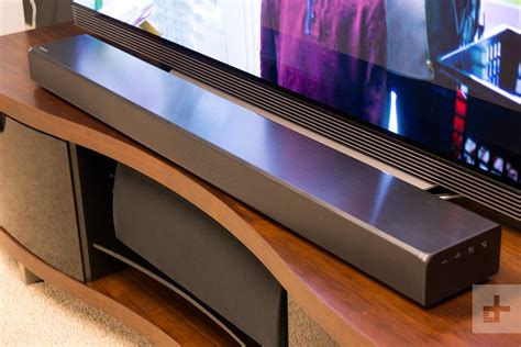 1 samsung hw ms650 soundbar samsung hw ms650 za review a sleek and simple soundbar digital trends