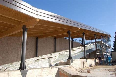 tettoie in vetro e acciaio pensiline in acciaio pergole tettoie giardino