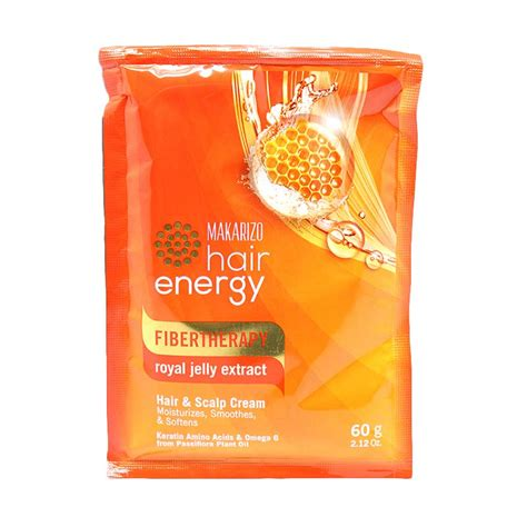 Harga Makarizo Royal Jelly jual makarizo he ft hair sachet royal jelly 60 g