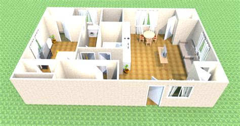 mr sniffles sweet home 3d floor plan