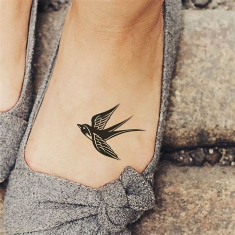 pinterest tattoo on foot the 25 best ideas about swallow tattoo foot on pinterest