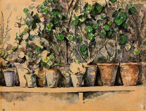vasi di fiori vasi di fiori di paul cezanne in vendita
