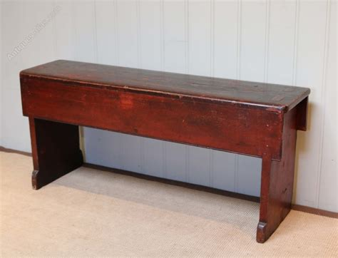 organ bench pine church organ bench antiques atlas