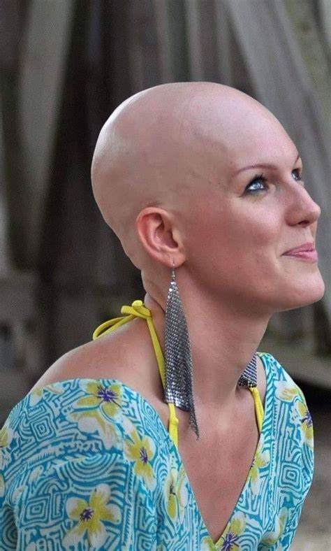 pne aide shaved womens haircuts 18 best bald is beautiful images on pinterest bald women