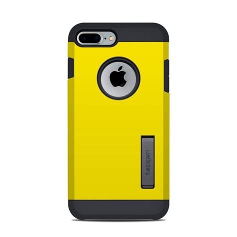 spigen iphone 7 plus 8 plus tough armor skin solid state yellow by solid colors decalgirl