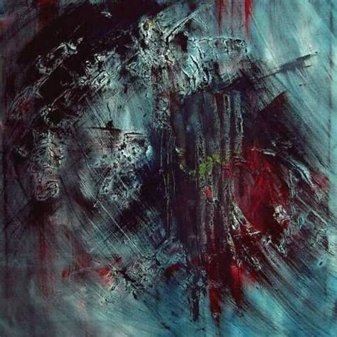 ruth batke abstract emotions depression paint abstract paintings depression