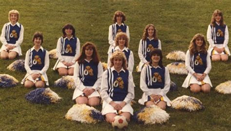 80s hair for cheerleading 17 best images about vintage cheer on pinterest cheer