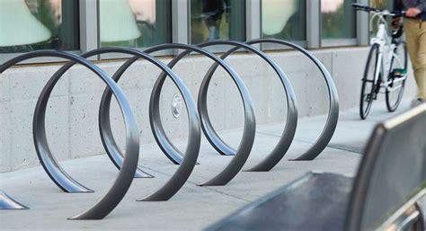 Landscape Forms Bike Racks by David Silverman And Associates Inc Manufacturer S
