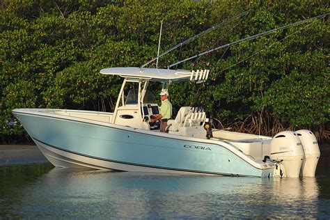 cobia boat dealers nj 2018 cobia 277 center console power boat for sale www