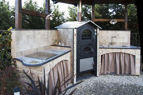 cucina da giardino cucine da giardino idee di design per la casa
